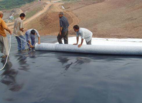 蓄水池防水施工的标准