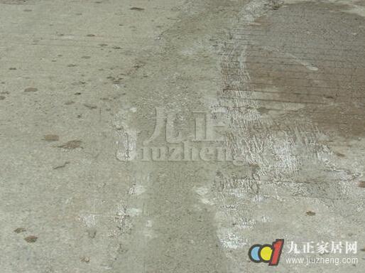 一,水泥地面抛光打磨施工工艺