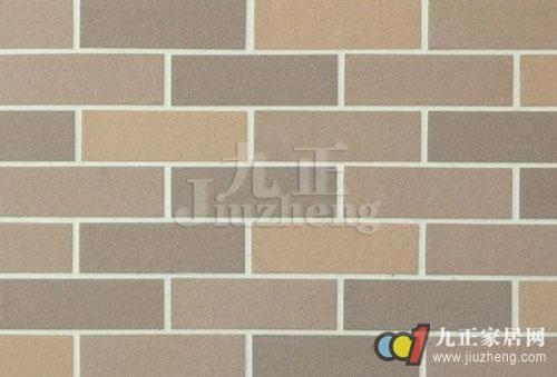 釉面外墙砖表面可制作图案花纹