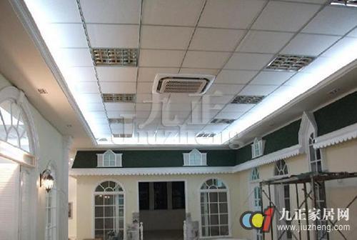 矿棉板常见尺寸 矿棉板吊顶施工工艺