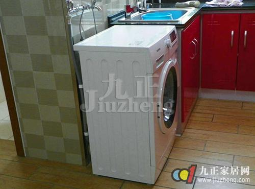 洗衣机水龙头安装步骤