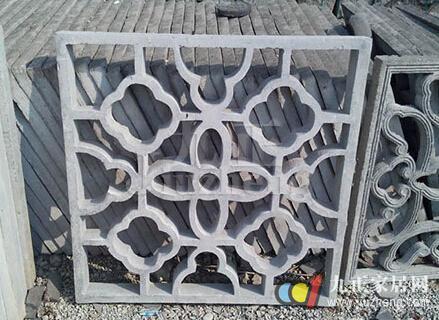 学知识 门窗选购与安装 水泥花格窗的用途 水泥花格窗的制作工艺  在