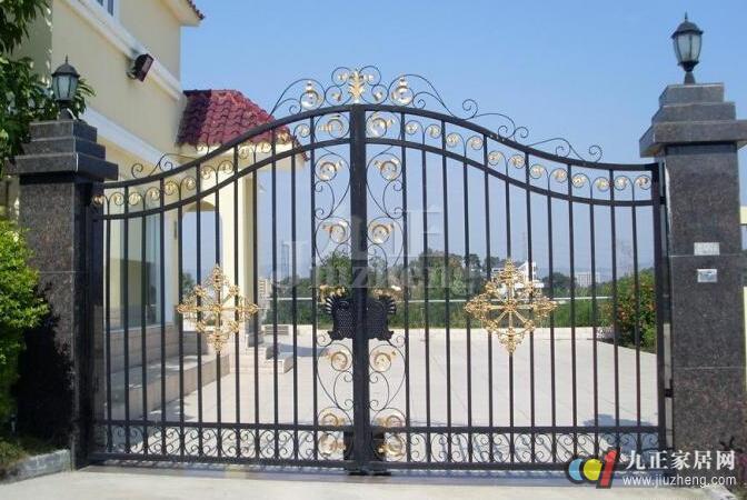 铁艺围栏门如何施工 铁艺围栏门的施工方法