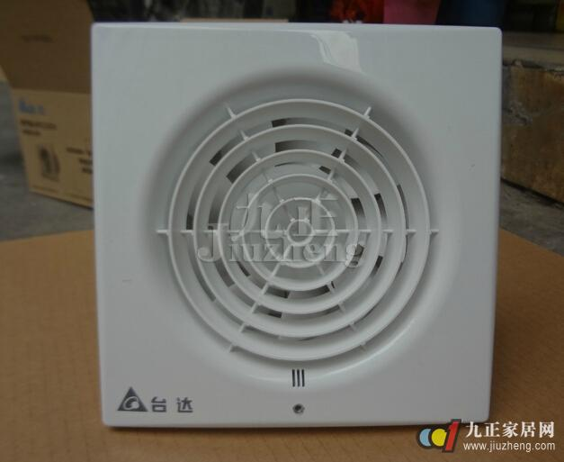 家用排气扇如何安装使用
