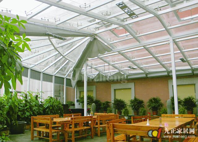 阳光房顶用什么材料好图片