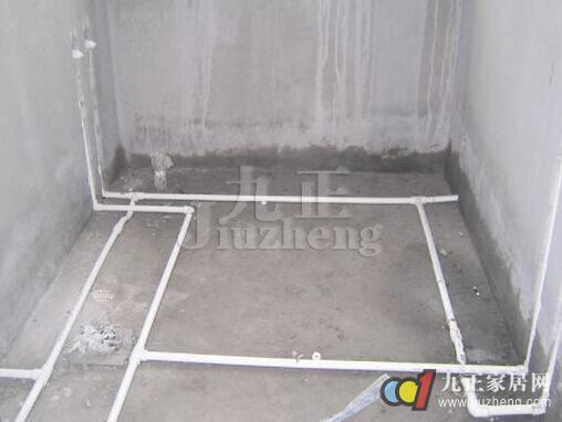 卫生间水管怎么安装 卫生间水管的安装步骤