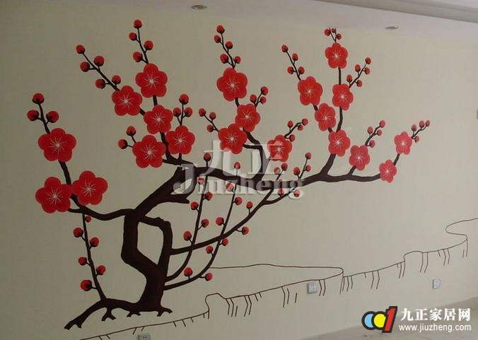 手绘墙怎么样 手绘墙有什么优点