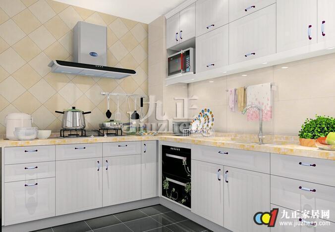 厨房橱柜高度 橱柜尺寸标准