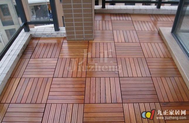 仿木地板瓷砖怎么样 仿木地板瓷砖保养图片