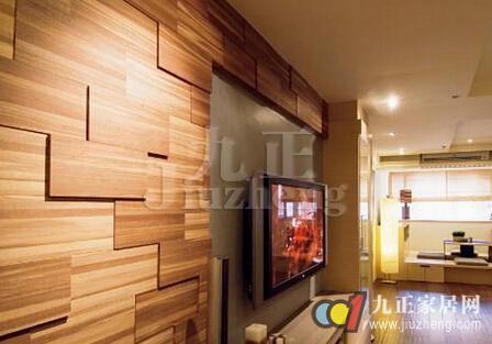 木地板背景墙的特点 木地板背景墙的施工要点