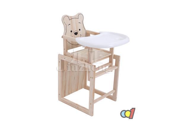相比之下,折叠儿童餐椅致力于为宝宝打造专业的舒适感觉,所有功能设计图片