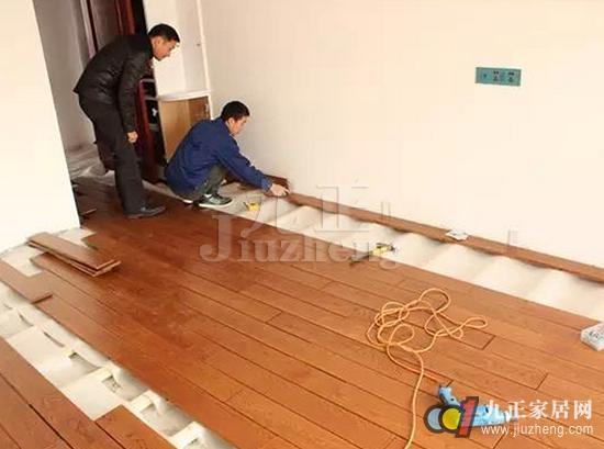实木地板铺装工艺_如何选购优质实木地板 实木地板铺装技巧 - 装修知识 - 九正家居网