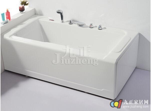 浴缸的尺寸规格 浴缸材质有哪些