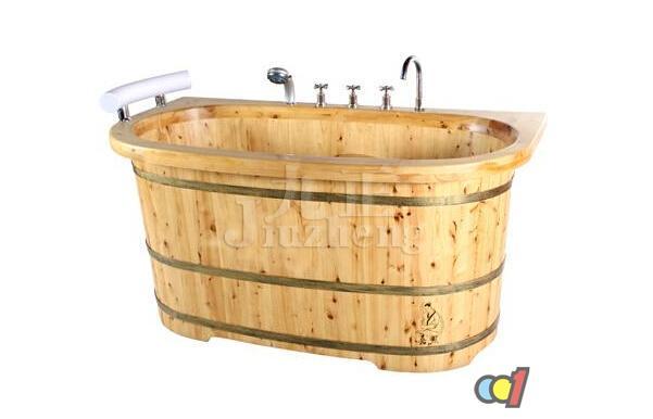 木桶浴缸尺寸 怎样选择木桶浴缸