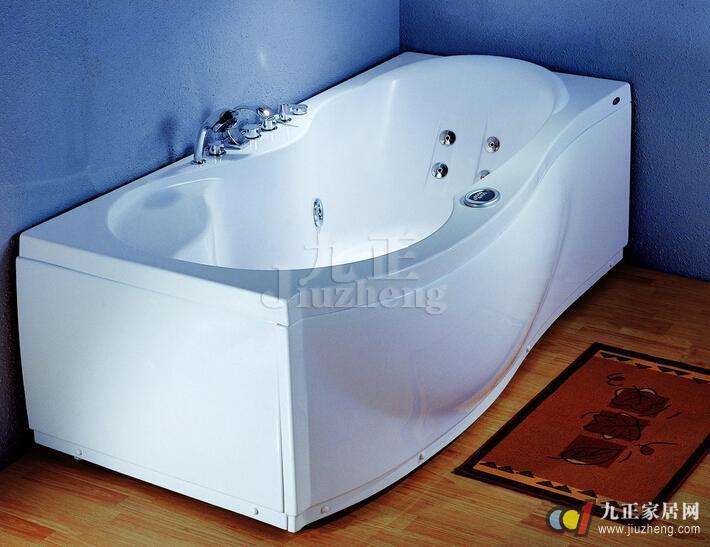 浴缸什么材质好 家用浴缸尺寸是多少