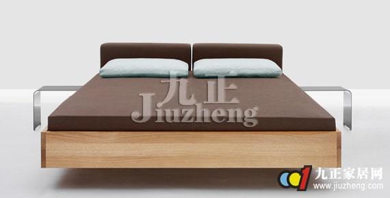 而木床采用传统榫卯结构和现代精湛工艺的完美结合