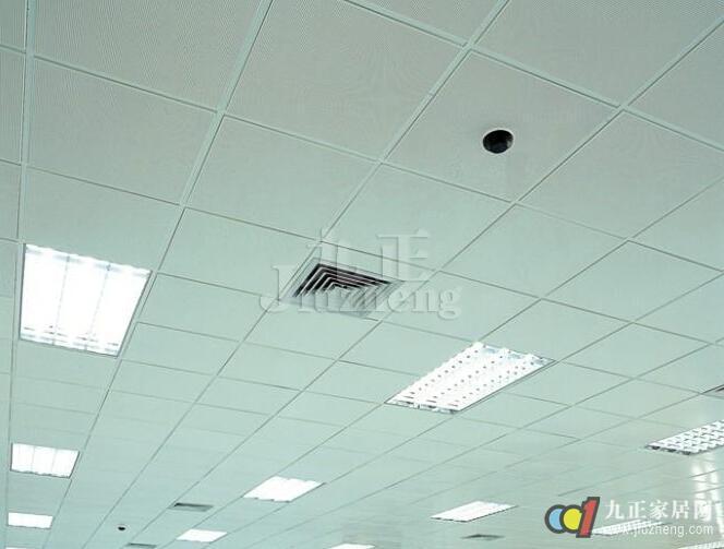 铝扣板吊顶好不好 铝扣板吊顶选购方法