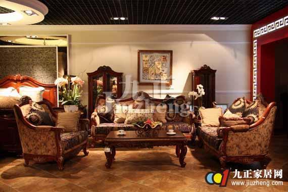 美式家具和欧式家具哪个好 美式家具和欧式家具的区别图片