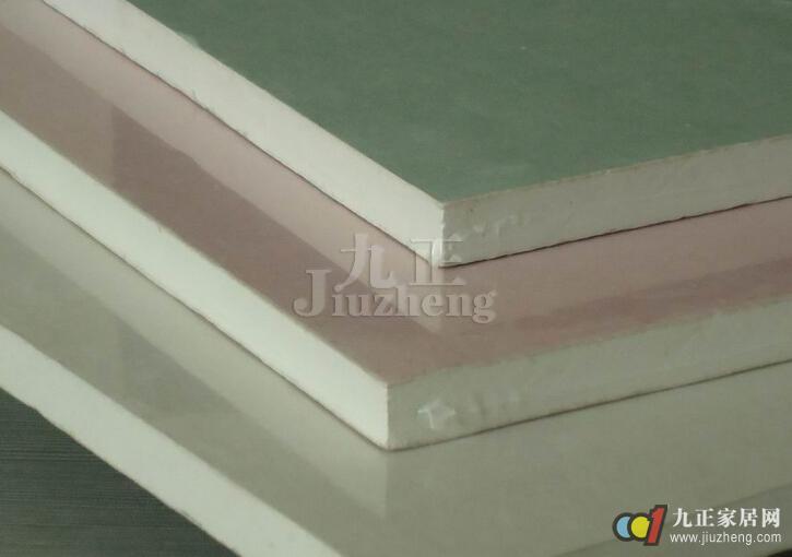 石膏板有哪些种类 石膏板的选购方法