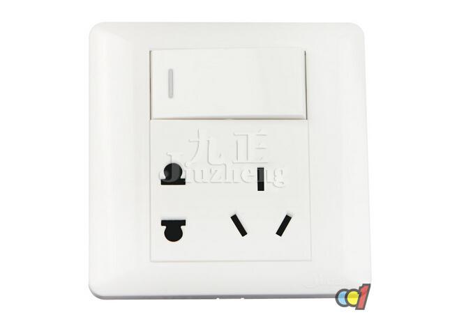 墙壁开关插座怎么接线