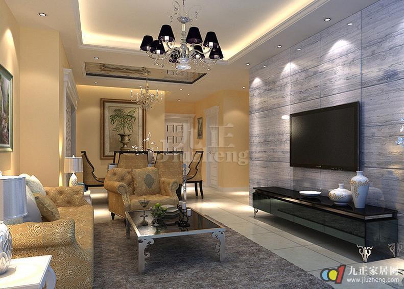 简欧式客厅怎么样 简欧式客厅的装修特点