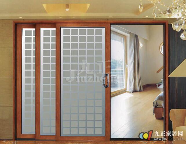 厨房玻璃推拉门如何选购 玻璃推拉门安装要点