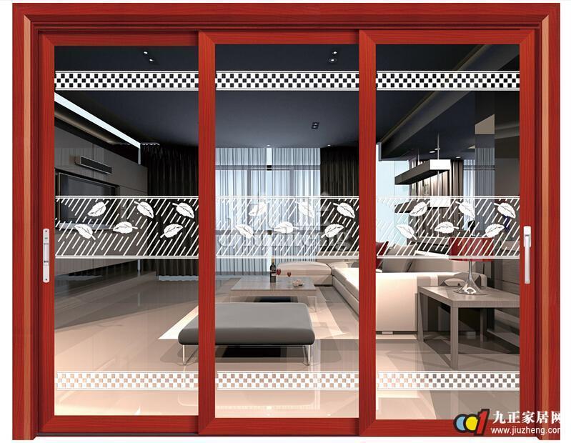 玻璃推拉门轨道_厨房推拉门什么材质好 厨房玻璃推拉门选购
