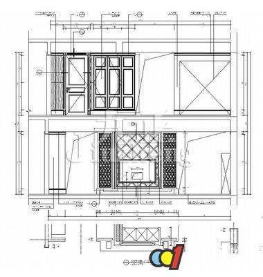 综合立面图的绘制知识 厨房卫生间立面图注意事项有哪些