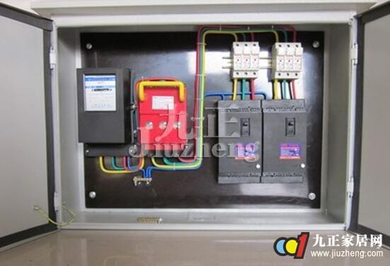 装修电路图纸如何看 配电箱接线图介绍与安装