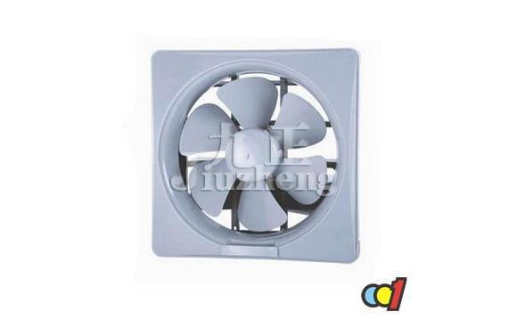 家用排气扇即用于家庭装修的排气扇,可以装在客厅、卧室、厨房、卫生间,是用来调节室内空气的电器,家用排气扇怎么选呢?下面跟九正家居网一起来看看家用排气扇选购方法吧。 一、确定类型 家用排气扇一般分吸顶式、壁挂式和窗式,每个分类的换气扇所应用的场所都有所不同,需要消费者根据房屋结构、自身需要等实际情况来选择合适的家用换气扇。 1、壁挂式:壁挂式家用排气扇体积较小,可镶嵌在窗户上方,但由于其抽风口的横截面较窄,导致换气力度较弱,所以只适合在卫生间或封闭阳台等小空间内安装。 2、吸顶式:吸顶式家用排气扇外观较好,
