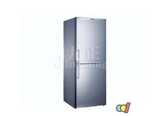 冰箱排水管堵塞图解