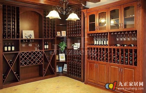 中式酒柜选购方法 中式酒柜的尺寸