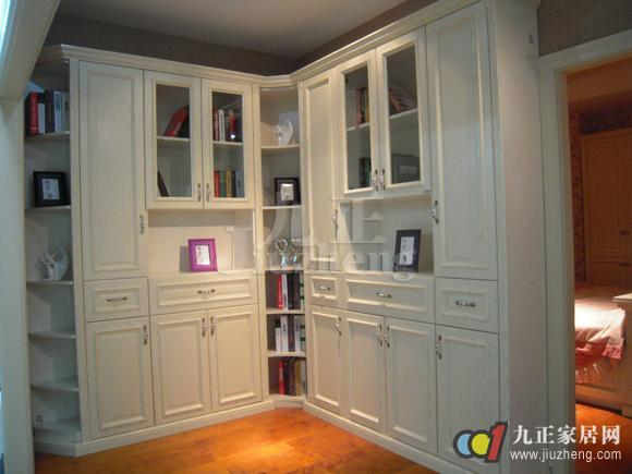 简欧书柜怎么样 简欧书柜的摆放方法图片