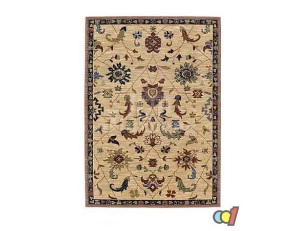 暖色地毯贴图素材