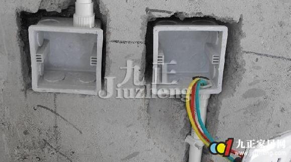毛坯房装修水电安装知识