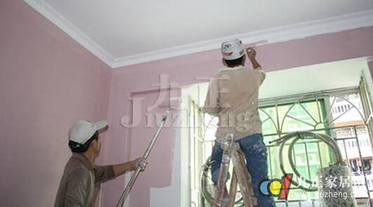 墙面装修粉光步骤 墙面涂料施工步骤