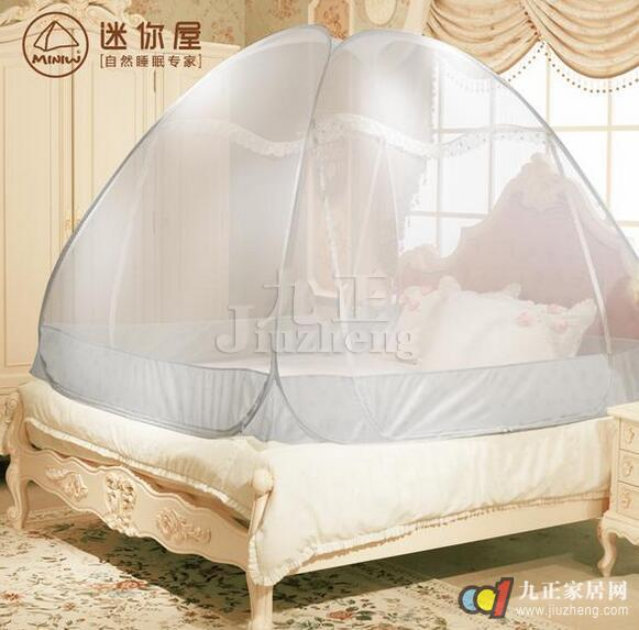 迷你屋蚊帐怎么样 迷你屋蚊帐折叠的两种方法