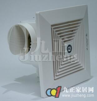 卫生间排风扇安装步骤及注意事项