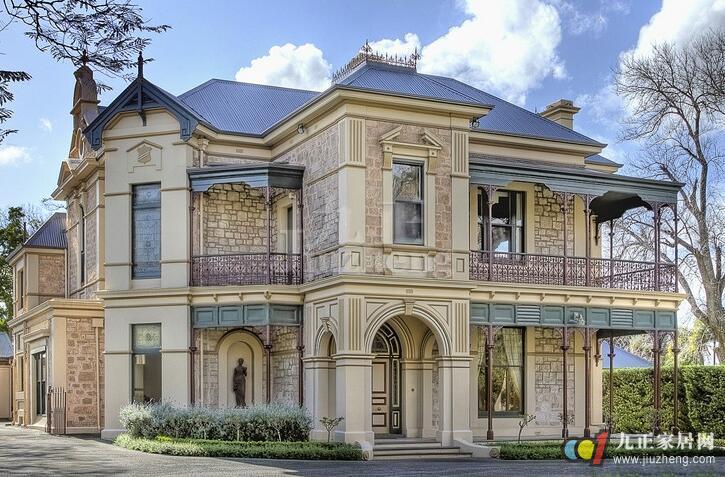 学知识 房屋设计 欧式别墅怎么设计好 欧式别墅设计的要点   爱奥尼克
