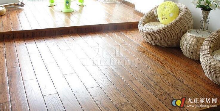 实木地板铺贴工艺及保养注意事项