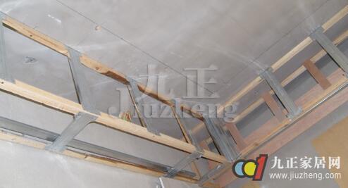 轻钢龙骨吊顶安装步骤及安装要点解析