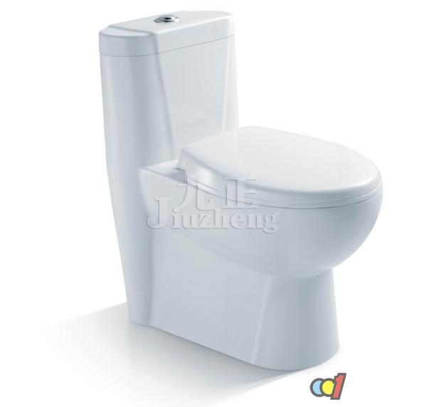 马桶选购连体式还是分体式主要是根据卫生间空间