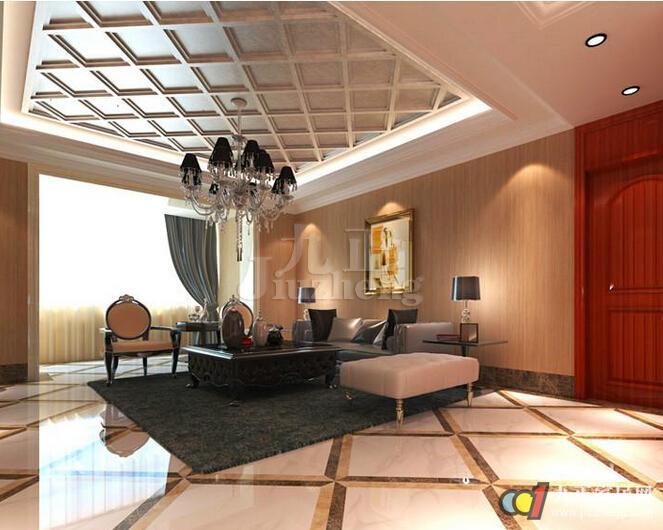 客厅吊顶装修方式 吊顶设计搭配技巧
