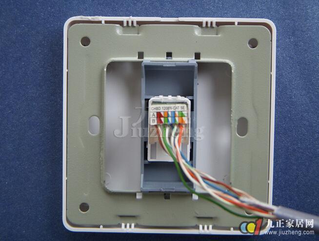 网线插座如何连接 网线插座的连接方法