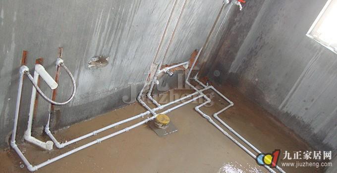 卫生间冷热水管安装步骤介绍 卫生间冷热水管安装规范