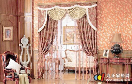 窗帘杆安装步骤与安装注意事项