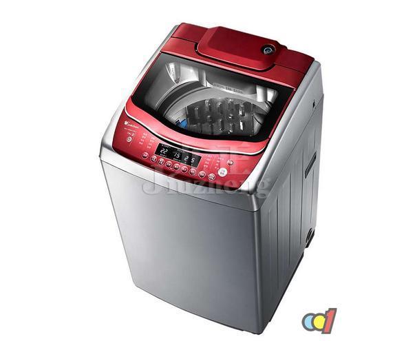搅拌式全自动洗衣机洗涤脱水系统主要由外桶(盛水桶