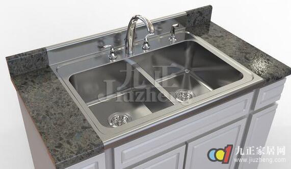 厨房水槽有什么尺寸 厨房水槽尺寸的选择方法