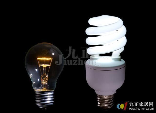 节能灯有led灯有区别吗 节能灯和led灯的优缺点图片