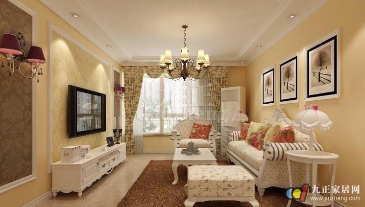 客厅吊顶材料的选择 客厅吊顶如何设计